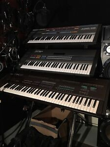 Roland JX-8P analogue polyphonique synth
