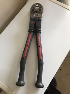 Burndy MD 7-8 Compression Tool (used)