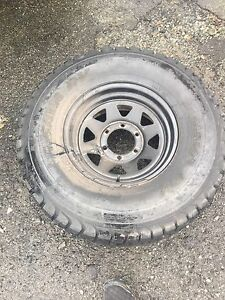 31x10.5xr15 sava Rv mud terrain tyre and rim Scarborough Stirling Area Preview