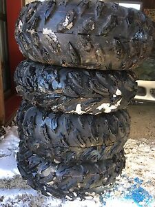 Yamaha Grizzly Rims & Tires