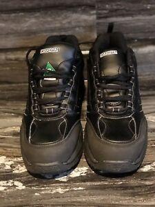 men's 9 Dakota steel toed shoes