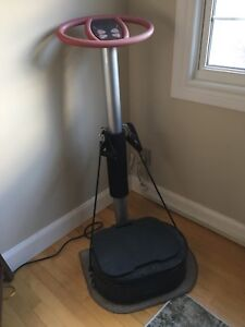 Vibracize exercise machine!