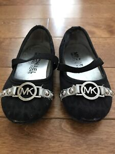 Toddler size 5 shoes Micheal Kors and Toms