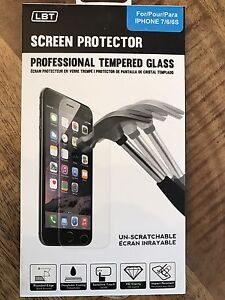 iPhone 7/6/6S Glass Screen Protector
