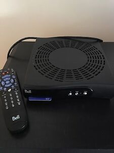 BELL receiver an remote