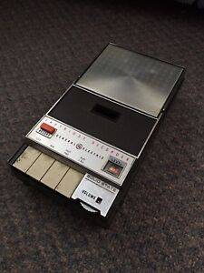 General Electric Recorder $10.00