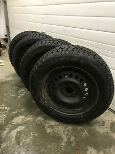 195-65-15 Winter Tires Reduced!!!