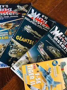 34 revues Wing Masters pour modéliste à vendre