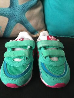 Baby adidas shoes- size US 4K,UK 3K