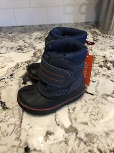 Boys/infant size 4 winter boots
