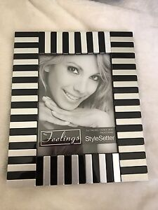 Silver and black photo frame Botany Botany Bay Area Preview