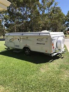 Jayco Swan 2010 sleeps 6 Willetton Canning Area Preview