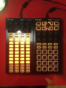 Behringer CMD midi controllers ($100 each)
