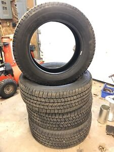 Tires 265/60/20