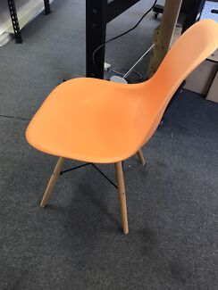 Replica Eames Dining Table Chairs x 4
