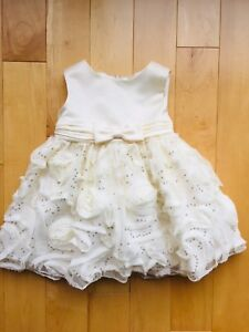 Beautiful dress for baby girl - 18m