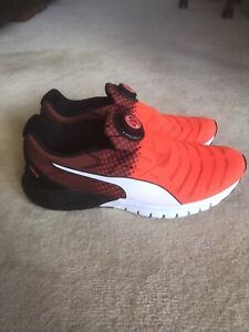 Puma Ignite size UK9 US10 Orange Vaucluse Eastern Suburbs Preview