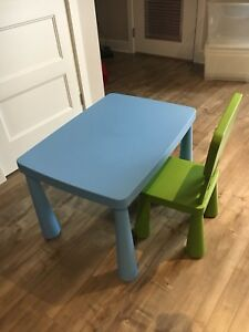 Table + Chaise IKEA