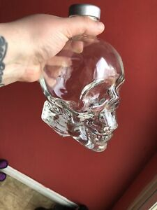 Crystal Head Skull Vodka Bottle 750ml