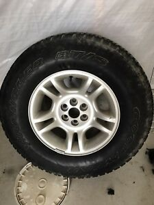 "16"" Dodge Dakota Aluminum Rim"