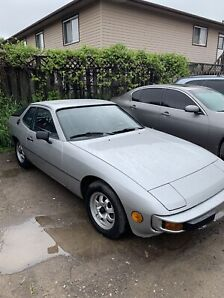 1978 Porsche 924 for sale Runs Great!
