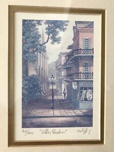 Lower Price!! Ltd. Ed. Framed 'NEW ORLEANS' Prints