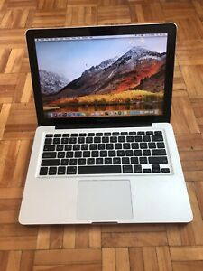 "Mint Condition Apple MacBook Pro i5 13"" mid 2012"