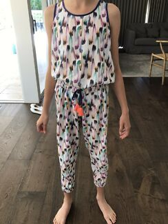 Girl's size 12 Tahlia Jump suit