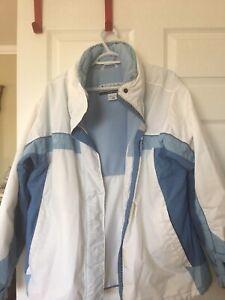 Woman's xl Columbia winter  coat