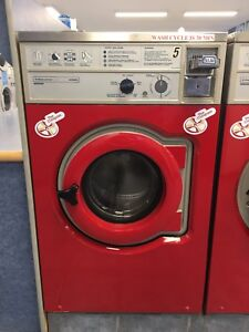 Wascomat WS620 Washers      10 units Available