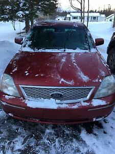 07 ford five hundred
