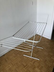 Drying Rack - White