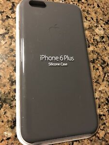 Apple Brand New iPhone 6 6s plus silicone case
