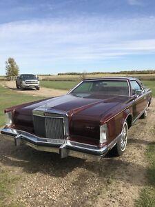 1979 Lincoln Mark 5
