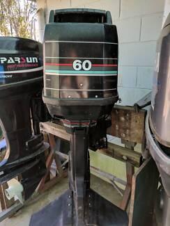 Outboard Motor 60hp Mercury