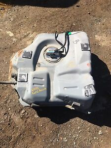 Ford Focus fuel tank