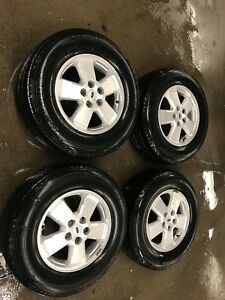 Ford Escape rims 16 inch