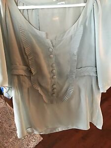 Women's size large tops