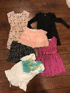 Girl child clothing size 6, 7, 8