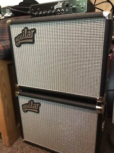 Aguilar DB112 cabs