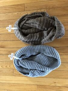BRAND NEW WITH TAGS INFINTY SCARVES