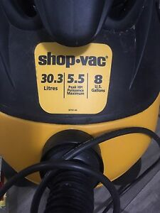 Shop vac for sale works like new