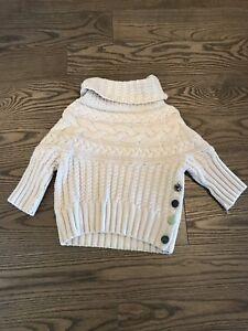 Size 6 fits like a 4 Matilda Jane Sweater