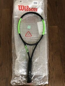 Wilson Blade 98 - Signed by Milos Raonic