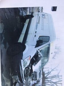 Mercedes sprinter 2010 for parts only