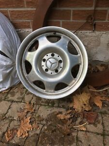 Mercedes Winter Rims (C Series)