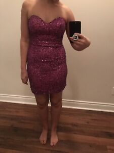 Pink sparkly dress for Vegas or Barbie costume