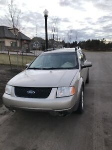 2007 Ford Freestyle AWD