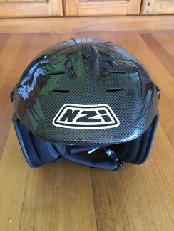 Motocross trials helmet - NZI