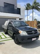 2008 Toyota hilux workmate Miami Gold Coast South Preview